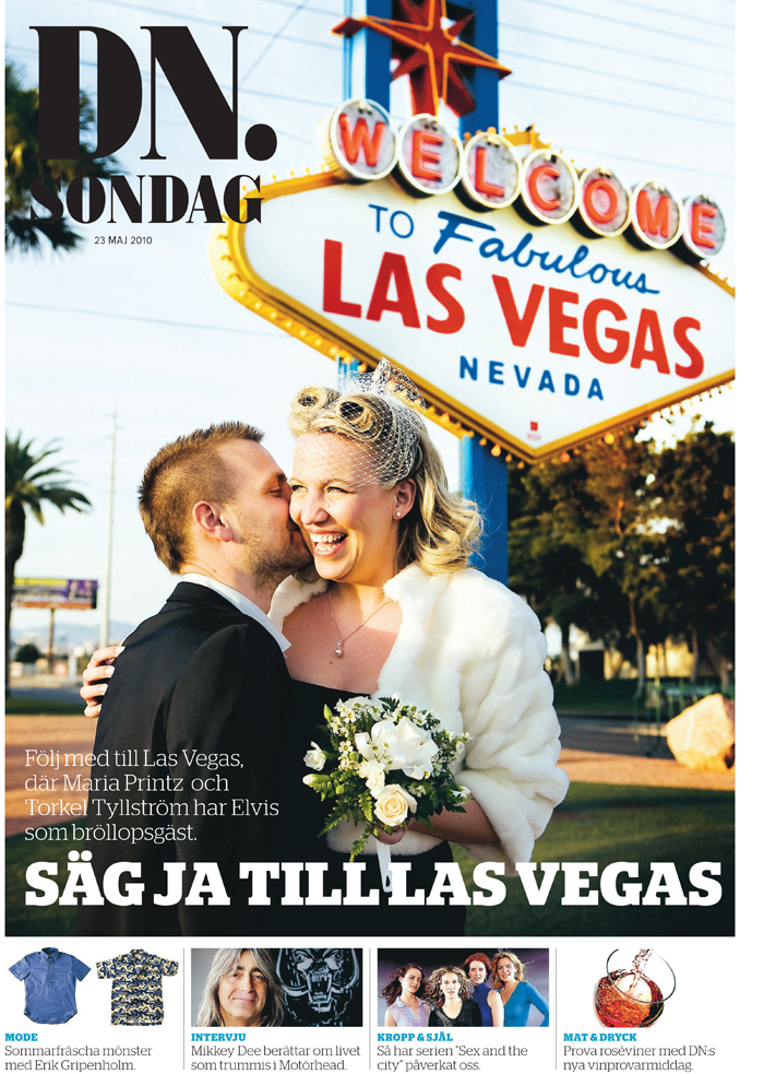 Love in Las Vegas